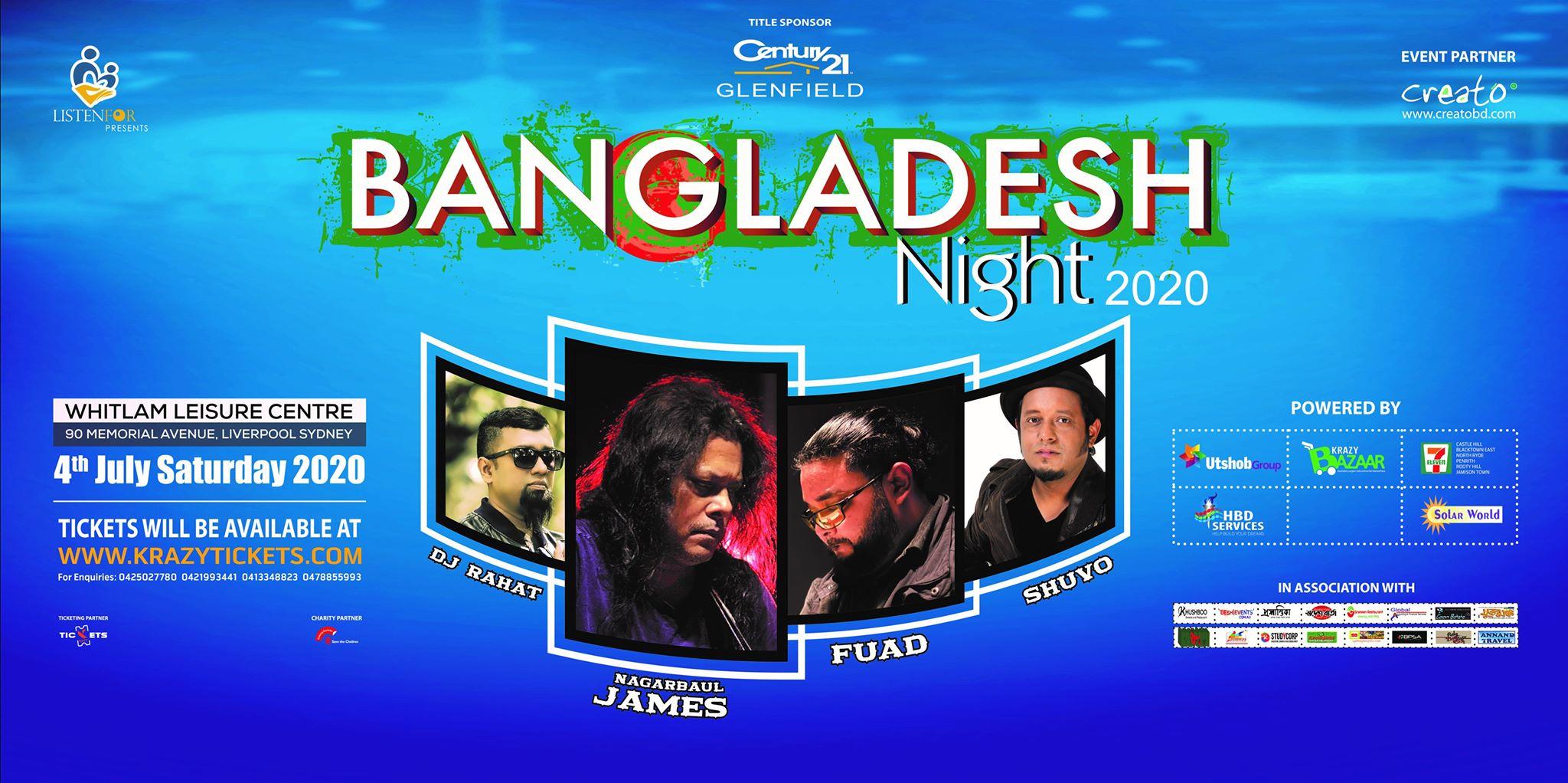 Bangladesh Night 2020